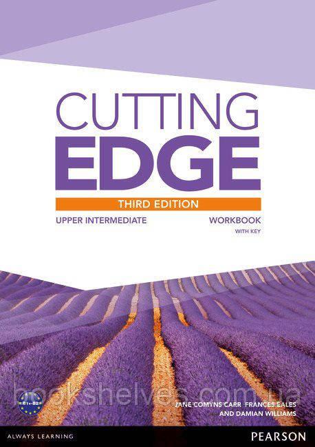 Cutting Edge 3rd ed Upper-Intermediate WorkBook+key