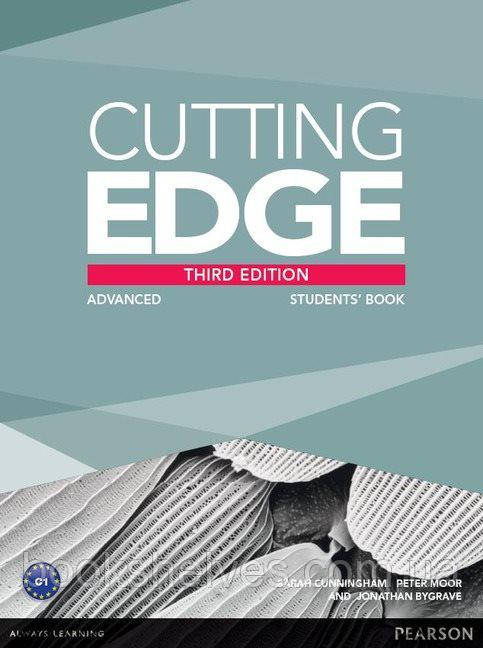Cutting Edge 3rd edition Advanced Student's Book+DVD