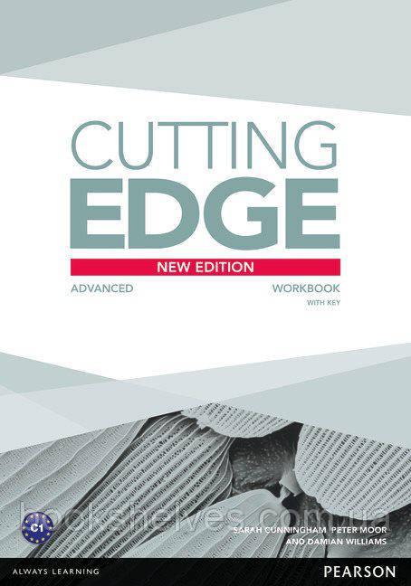 Cutting Edge 3rd edition Advanced WorkBook+Key