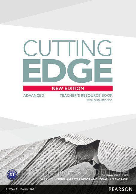 Cutting Edge 3rd edition Advanced Teachers ResourseBook+CD