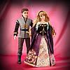 Лимитированная кукла Аврора и принц Филипп. Дисней