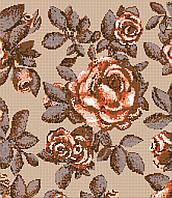 Панно из мозаики Розы 1,8*2,1 D-Core