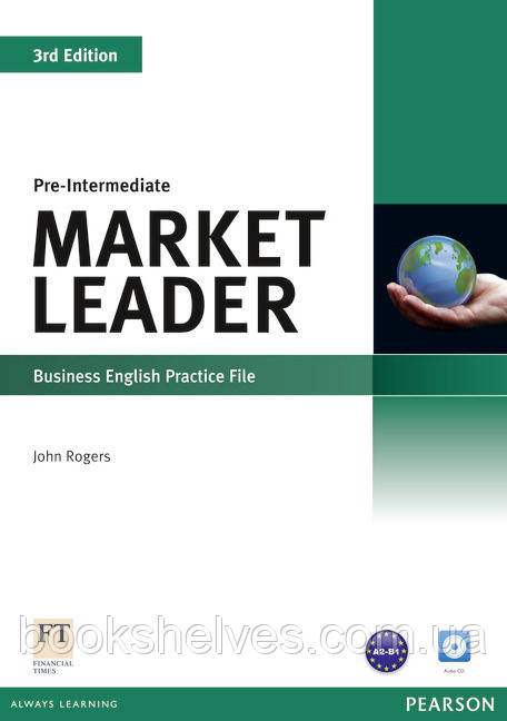 Market Leader 3ed Pre-Intermediate Practice File+CD