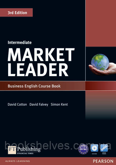 Market Leader 3ed Intermediate Student's Book+DVD