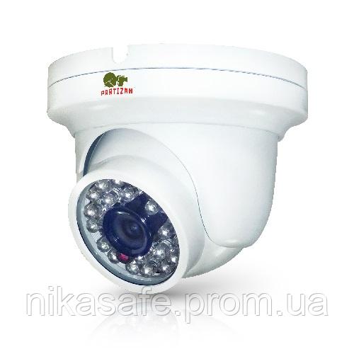 2Mp Partizan IPD-2SP-IR v2.3 видеокамера IP