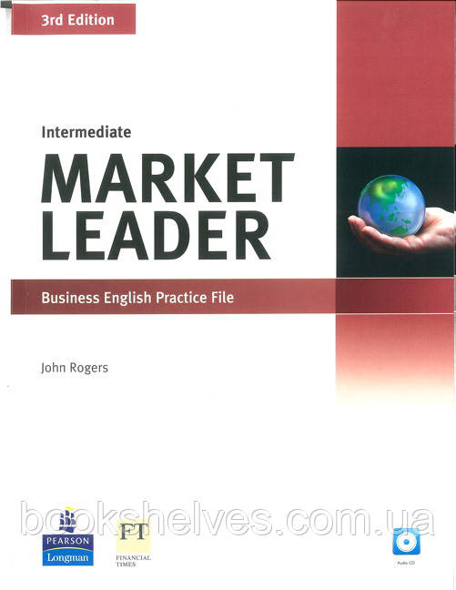 Market Leader 3ed Intermediate Practice File+CD