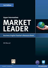 Market Leader 3ed Upper-Intermediate Teachers ResourseBook+Test Master CD-ROM