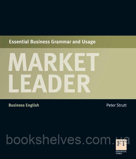Market Leader Essential Business Grammar and Usage