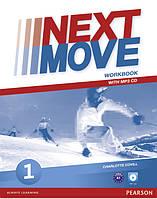 Next Move 1 WorkBook+CD