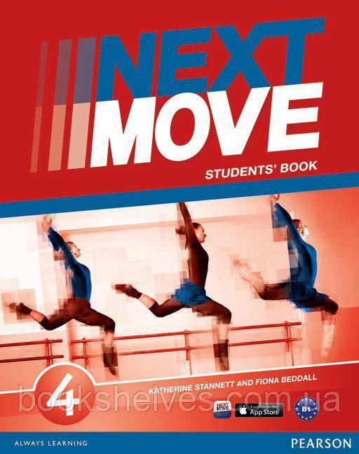 Next Move 4 Student's Book