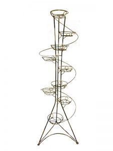 Башня спираль 9 вазонов