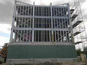 4-х этажный жилой дом, г. Гостомель -1