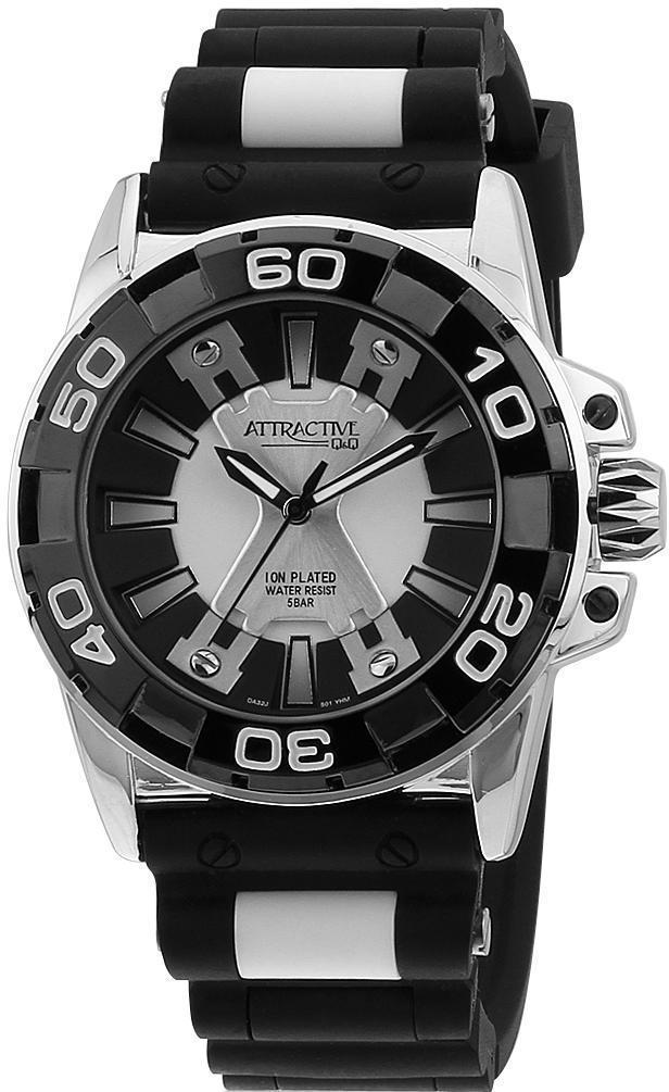 Наручные мужские часы Q&Q DA32J501Y оригинал