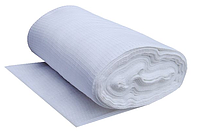 Полотенце вафельное белое, в рулоне, 450 мм * 60 м
