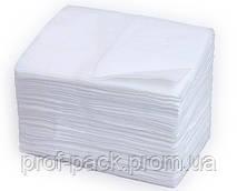 Туалетная бумага листовая, 2-х слойная, МД, 200 листов/уп