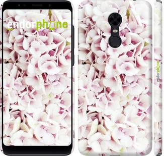 "Чехол на Xiaomi Redmi 5 Plus Сирень 3 ""2226c-1347-571"""
