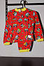 Пижама детская на кокетке Начес Размер 86 - 122 см, фото 9
