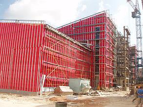 Вентилируемый фасад, спорткомплекс, г. Севастополь 5