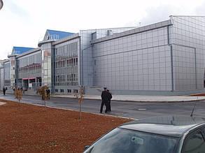 Вентилируемый фасад, спорткомплекс, г. Севастополь 11