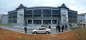 Вентилируемый фасад, спорткомплекс, г. Севастополь 15