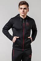 Kiro Tokao 492 | Мужская толстовка для спорта черная