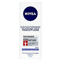 NIVEA Feuchtigkeitsspendende Tagespflege -  Увлажняющий дневной крем с витамином Е