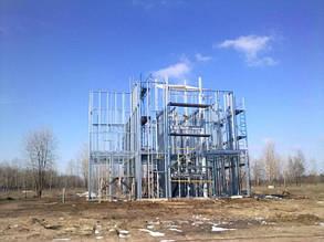 Коттедж, с. Голубые озёра, Днепропетровская область 5