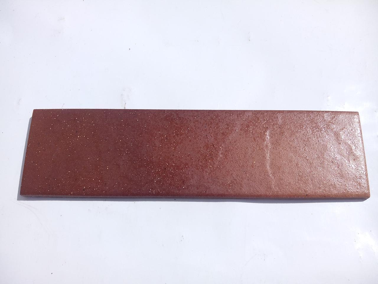 Клинкерная фасадная плитка Paradyz Taurus Brown 245x65x7.4