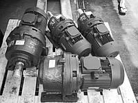 Мотор-редуктор планетарный двухступенчатый 3МП-31,5-224