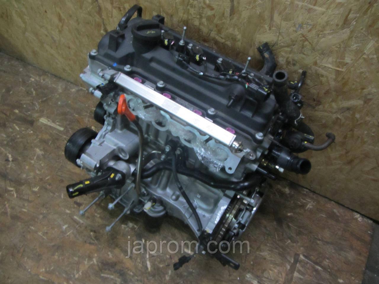 Мотор (Двигатель) HYUNDAI i30 2015-2016г.в. рестайл 1.4 бензин