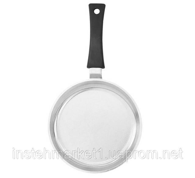 Сковорода блинная БИОЛ 2208Б (220х18 мм) алюминиевая, бакелитовая ручка в интернет-магазине