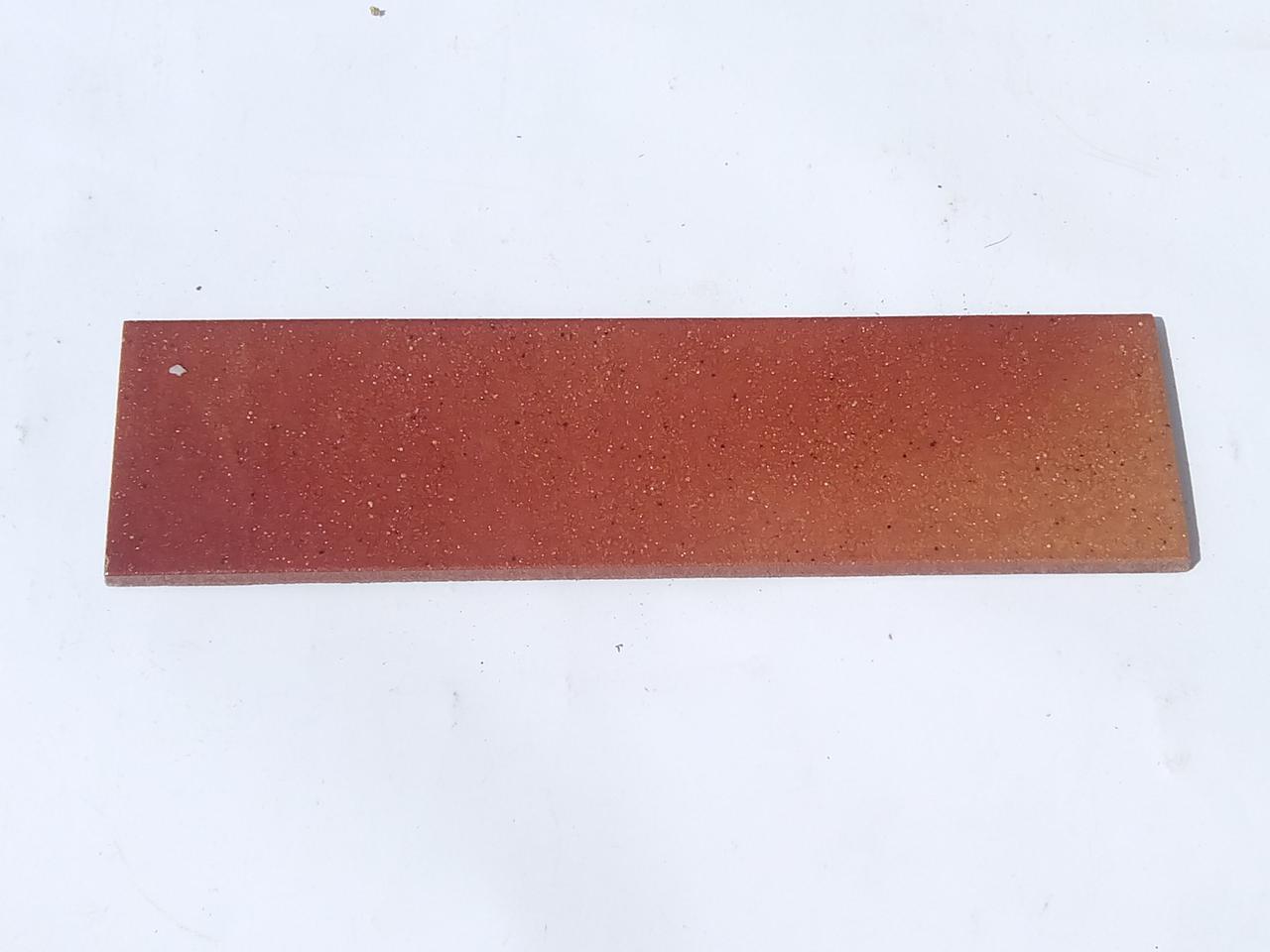 Клинкерная фасадная плитка Paradyz Taurus Rossa 245x65x7.4