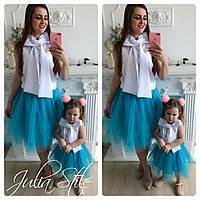 fb281b21d46 Платье с бантом нарядное в категории костюмы женские в Украине ...