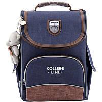 Рюкзак школьный каркасный Kite College line K18-501S-9; рост 115-130 см, фото 1