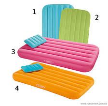 Дитячий надувний матрац Intex Cozy Kids Airbed