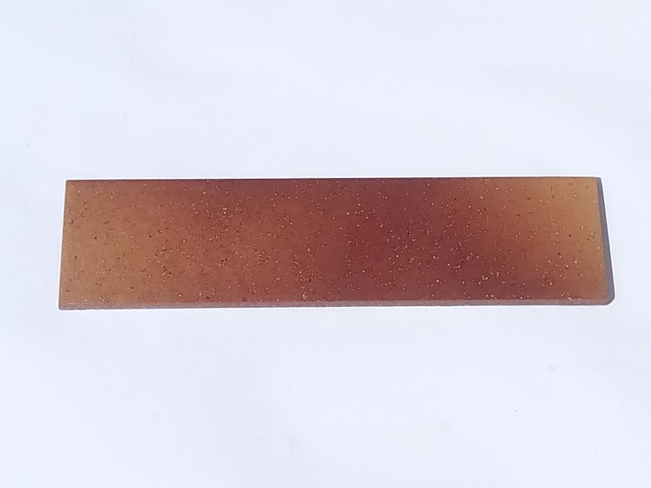 Клинкерная фасадная плитка Paradyz Aquarius Brown 245x65x7.4