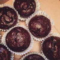 Кексы шоколадные