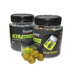 Бойли Traper ULTRA BOILIES 100 g + DIP 10 g