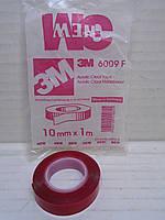 Двухсторонний силиконовый скотч 3M 10ммХ1м (прозрачный)