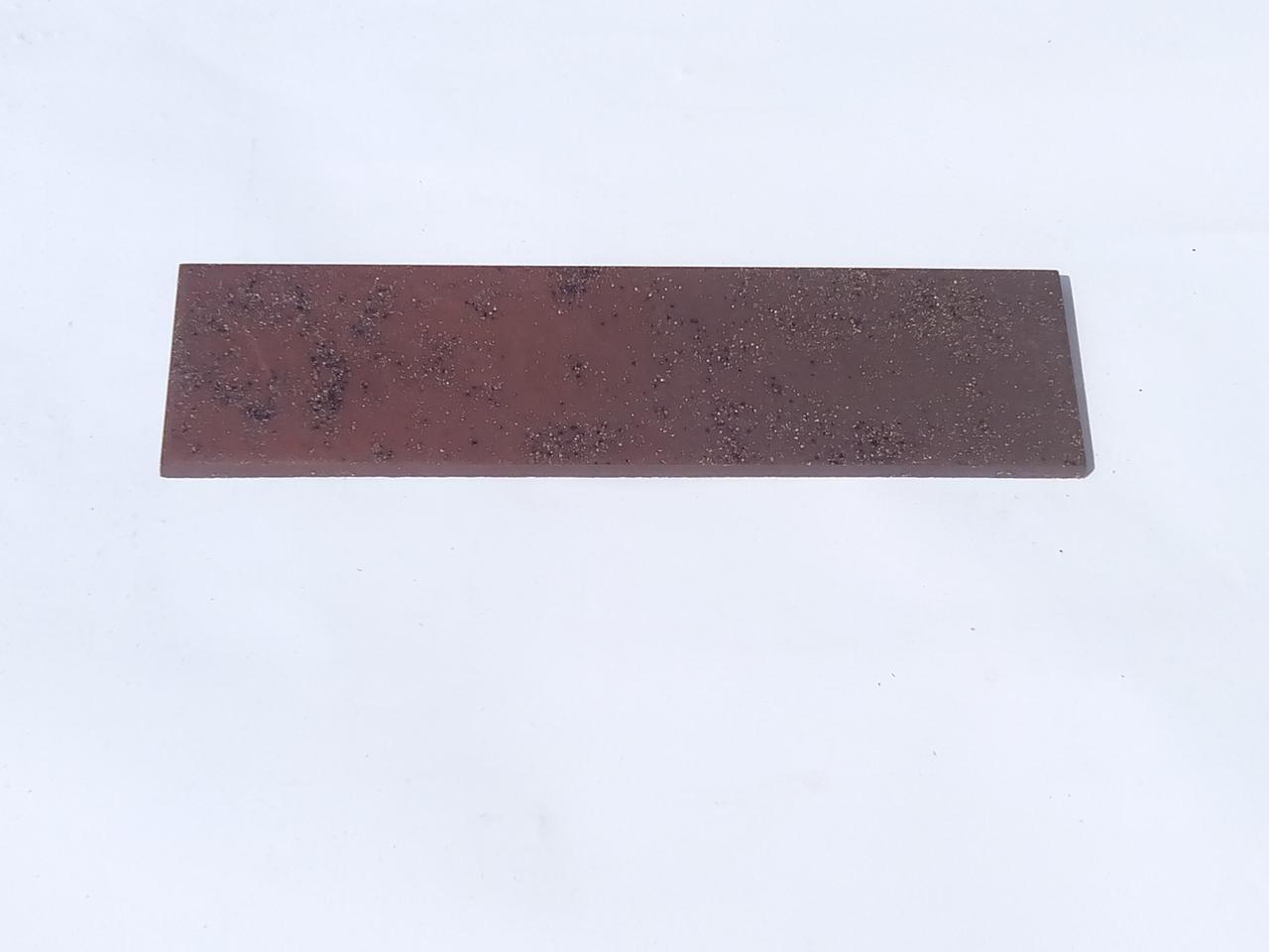 Клинкерная фасадная плитка Paradyz Semir Rossa 245x65x7.4