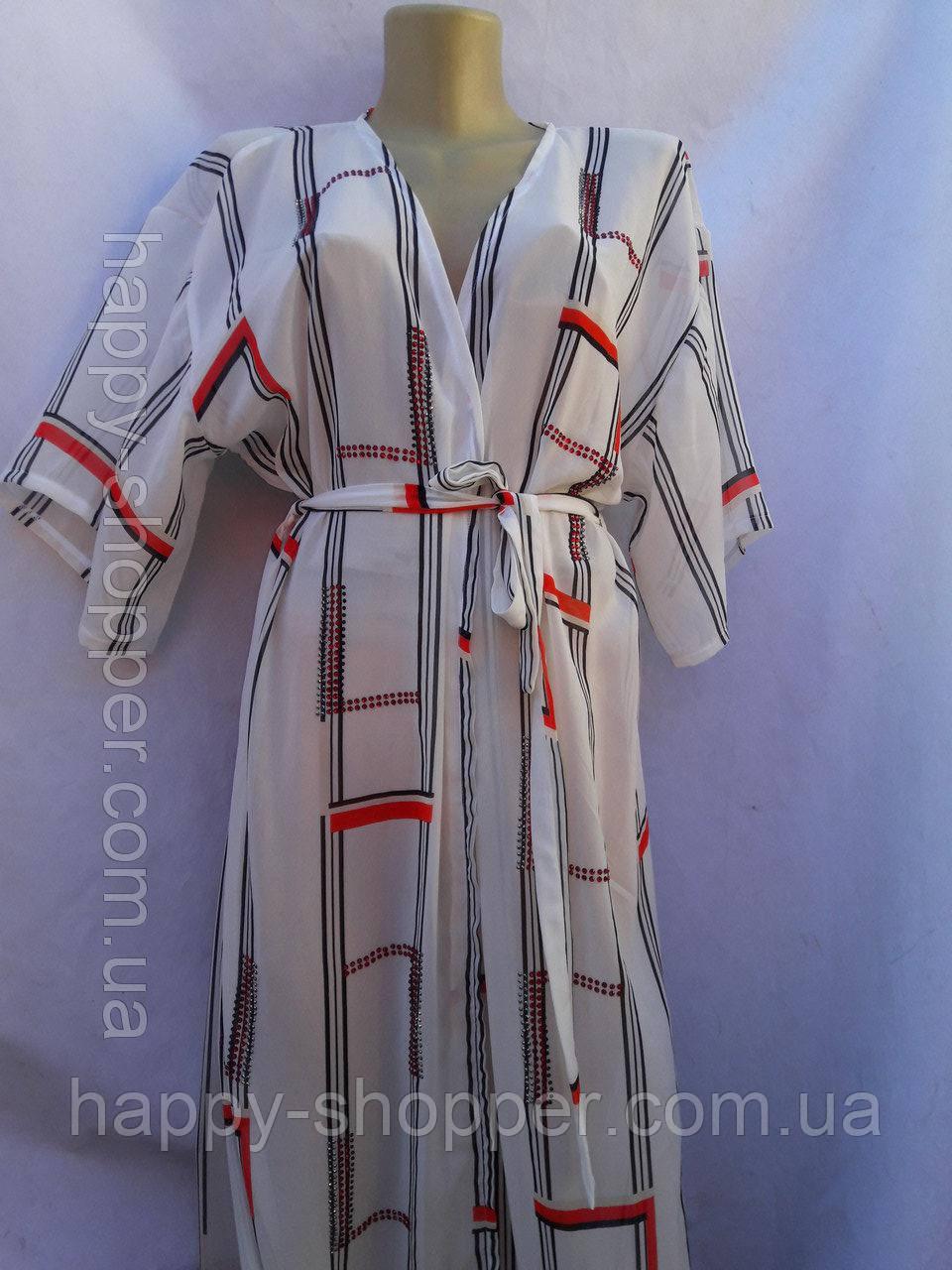 "Пляжный халат ""Olgaс ""К-89072"