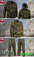 Комплект брюки + китель + куртка оригинал ВС Великобритании - DPM, фото 1