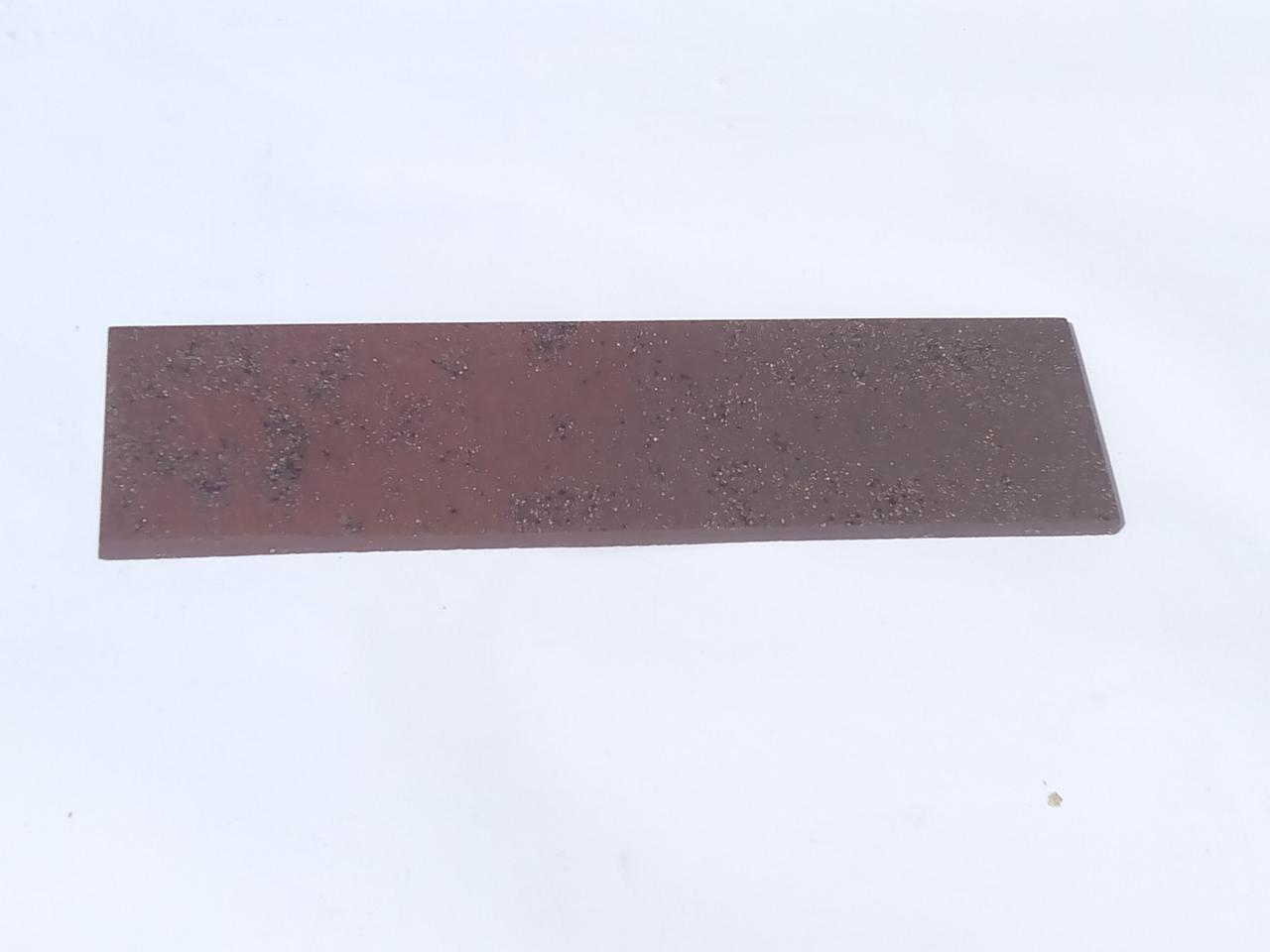 Клинкерная фасадная плитка Paradyz Semir Brown 245x65x7.4