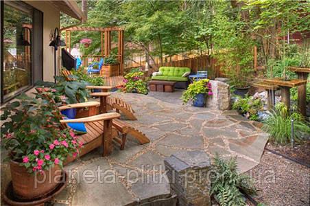 Тротуарная плитка — красота и комфорт двора