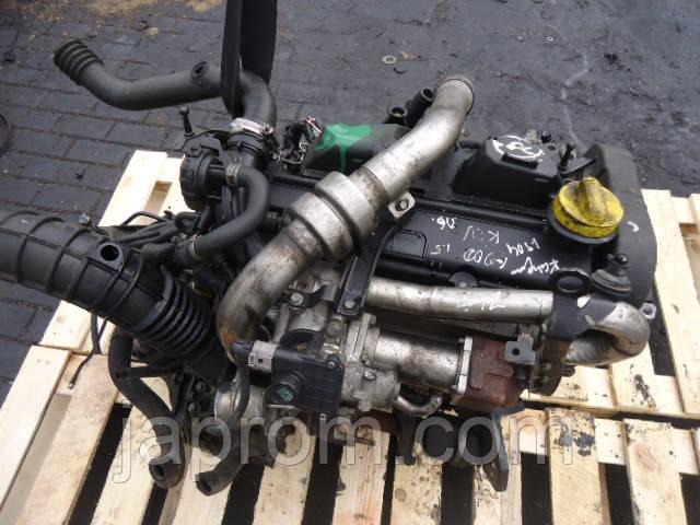 Мотор (Двигатель) Renault Clio IV Modus 1.5 DCI K9K760 2007r