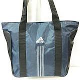 Сумки УНИВЕРСАЛЬНЫЕ для фитнеса Adidas (голубой)34*48, фото 2