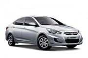 Коврики в салон Hyundai Accent 2011-