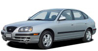 Коврики в салон Hyundai Elantra 2003-