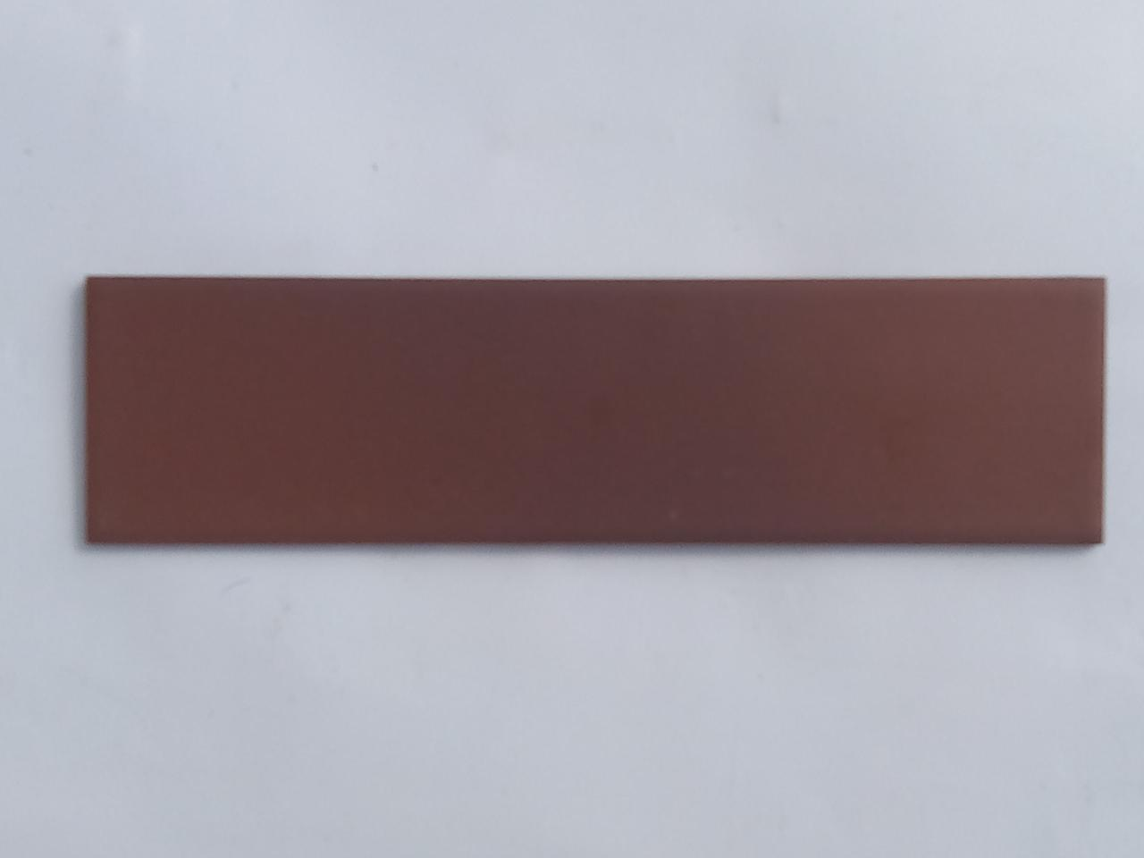 Клинкерная фасадная плитка Paradyz Cloud Rossa 245x65x7.4