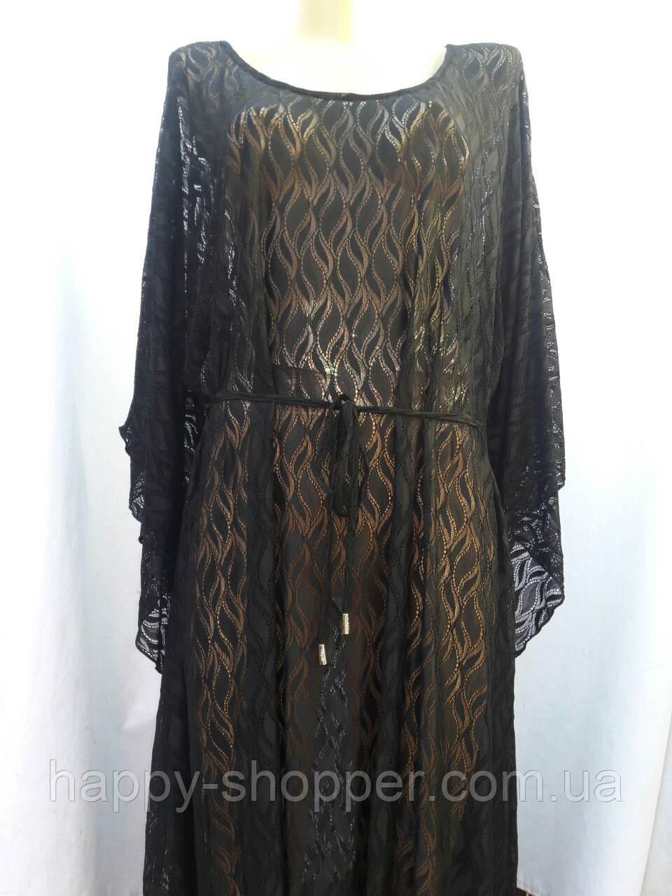 Пляжное платье больших размеров Olgak 89032